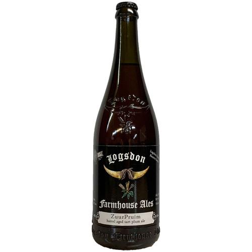 Logsdon ZuurPruim Barrel Aged Tart Plum Ale