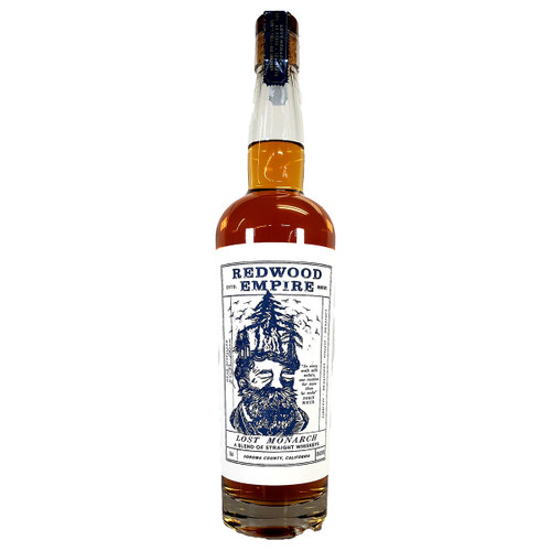 Redwood Empire Lost Monarch American Whiskey