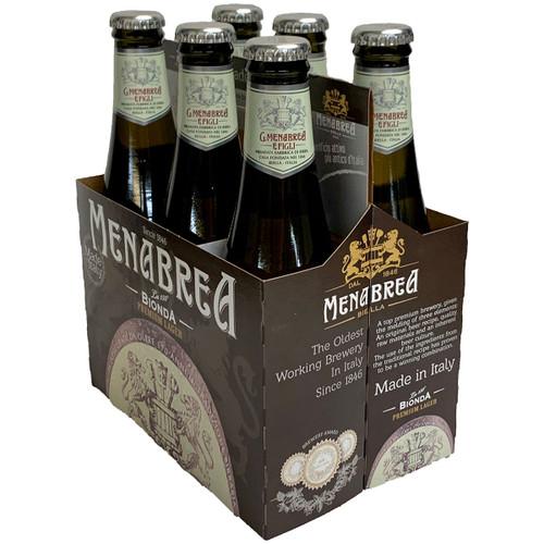 Menabrea 150 Bionda Premium Lager 6-Pack