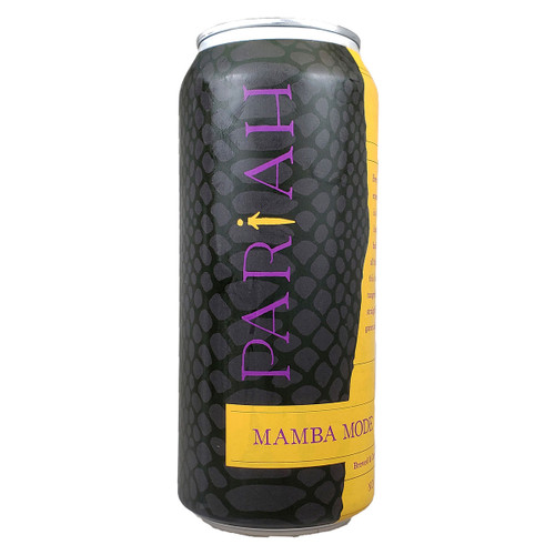 Pariah Mamba Mode Hazy Double IPA Can