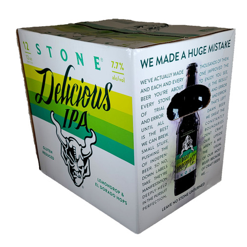 Stone Delicious IPA 12-Pack