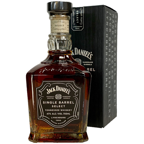 Jack Daniel's Single Barrel Rye Select 94 Proof