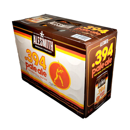 AleSmith .394 San Diego Pale Ale 12-Pack Can