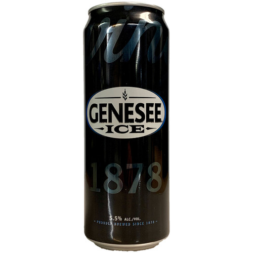 Genesee Ice Pale Lager 24OZ Can