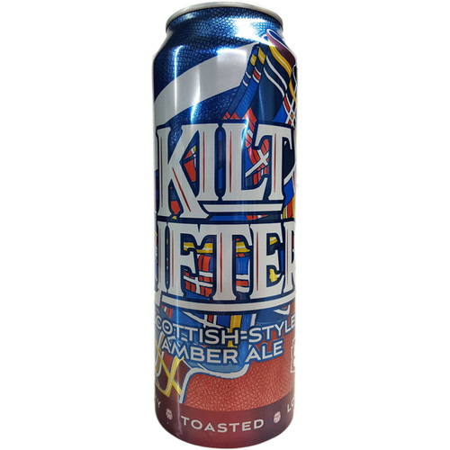 Four Peaks Kilt Lifter Scottish Style Ale Tall Can