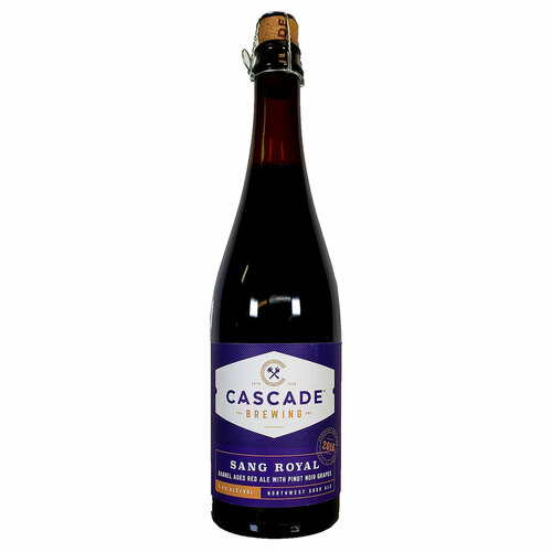 Cascade Sang Royal Barrel Aged Red Ale 2016