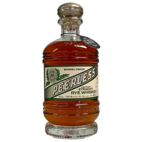 Peerless Kentucky Straight Rye Whiskey Barrel Proof