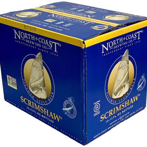 North Coast Scrimshaw Pilsner 12-Pack