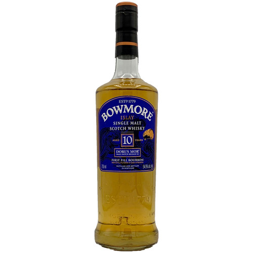 Bowmore Dorus Mor 10 Year Single Malt Scotch