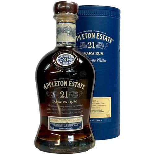 Appleton Estate 21 Year Rum