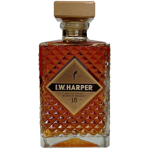 I W Harper 15 Year Bourbon