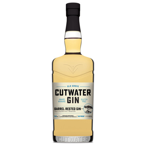 Cutwater Old Grove Barrel Rested Gin