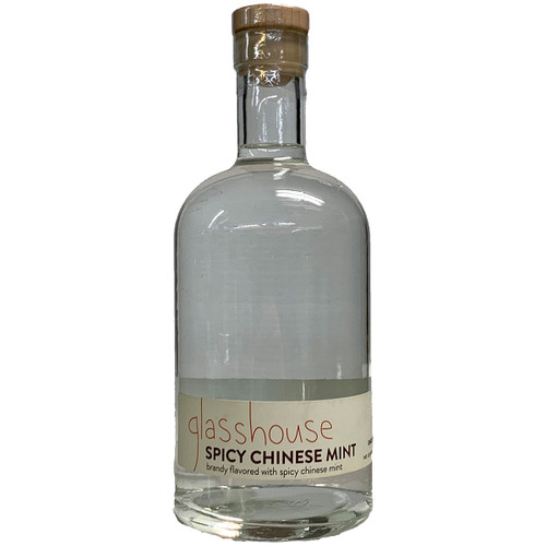 Glasshouse Spicy Chinese Mint Brandy