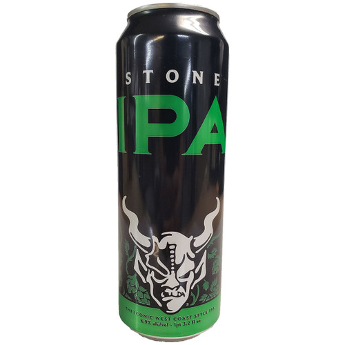 Stone IPA Tall Can
