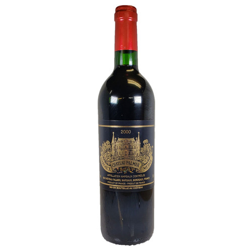 Chateau Palmer 2000 Margaux | 96 POINTS