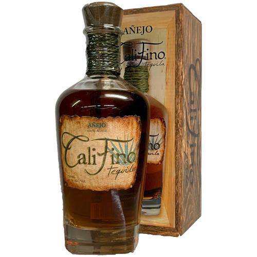 CaliFino Anejo Tequila