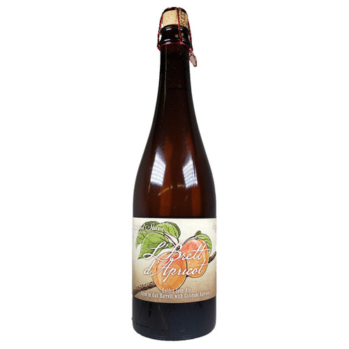 Crooked Stave L'Brett D'Apricot Barrel Aged Golden Sour Ale