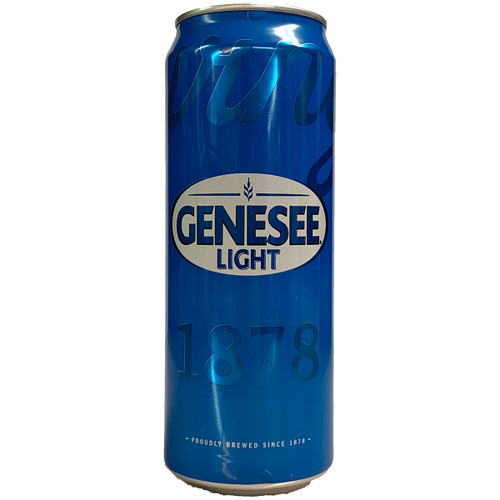 Genesee Light Lager 24OZ Can