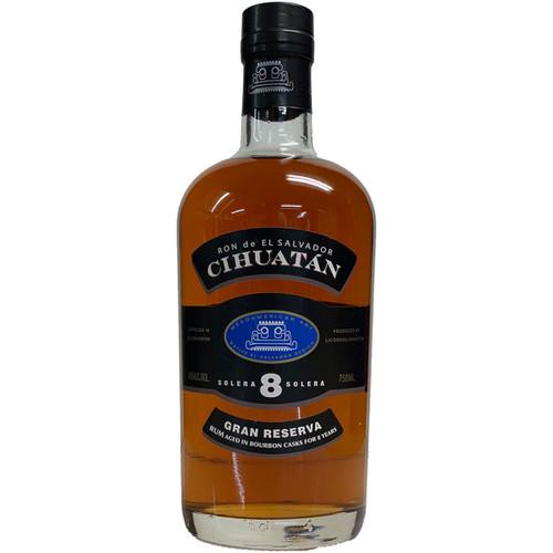 Cihuatan Solera 8 Year Gran Reserva Rum