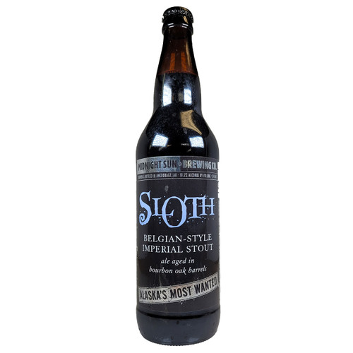 Midnight Sun Sloth Belgian Style Imperial Stout