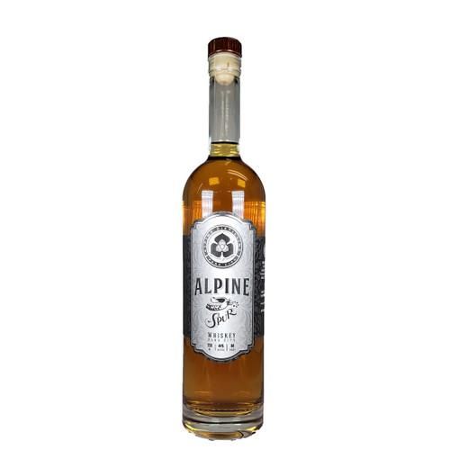 Alpine Distilling Spur Blended Whiskey