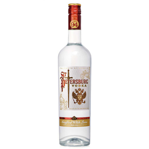 St Petersburg Vodka