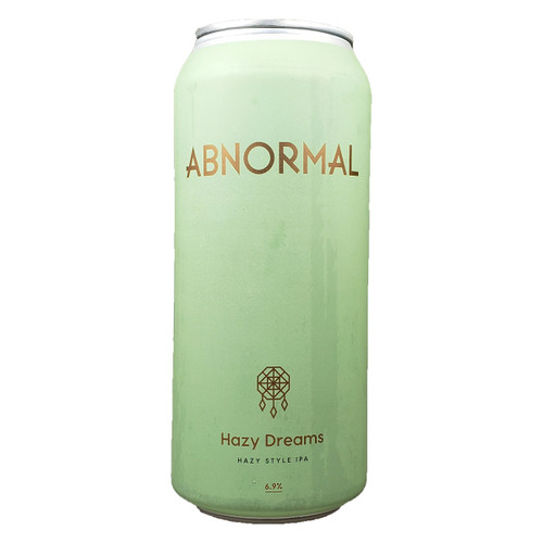 Abnormal Hazy Dreams Hazy IPA Can