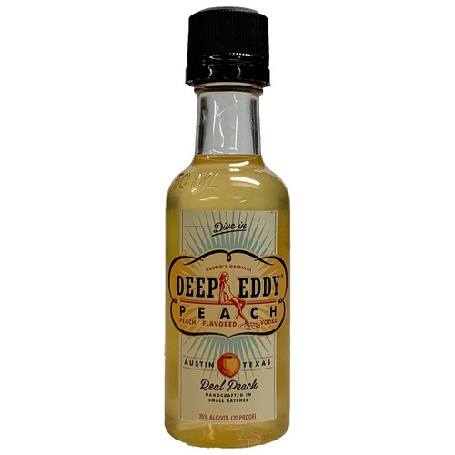 Deep Eddy Vodka Peach 50ML