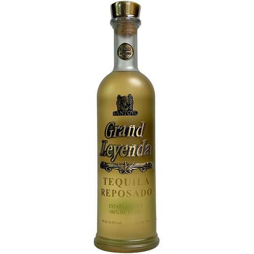 Grand Leyenda Organic Reposado Tequila
