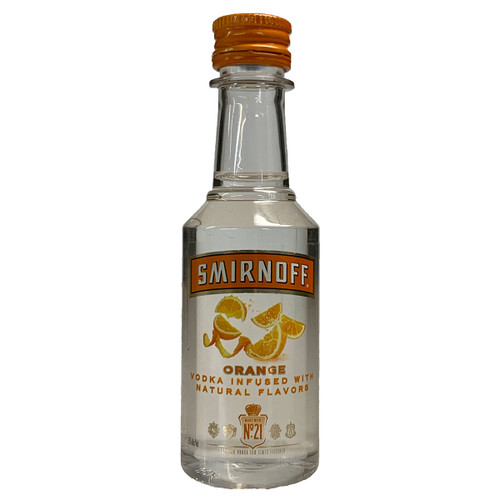 Smirnoff Orange Vodka 50ML
