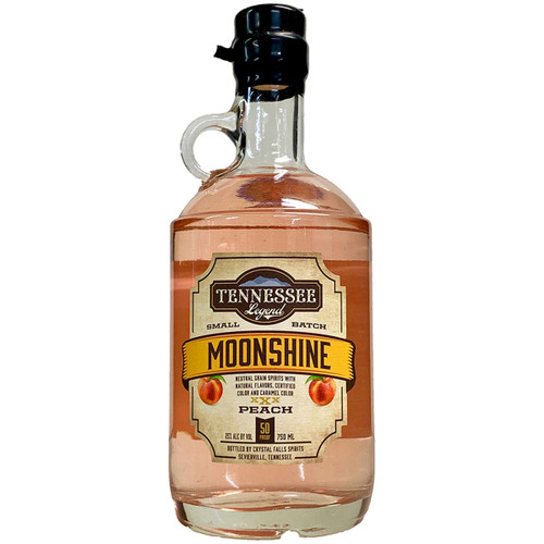 Tennessee Legend Peach Moonshine