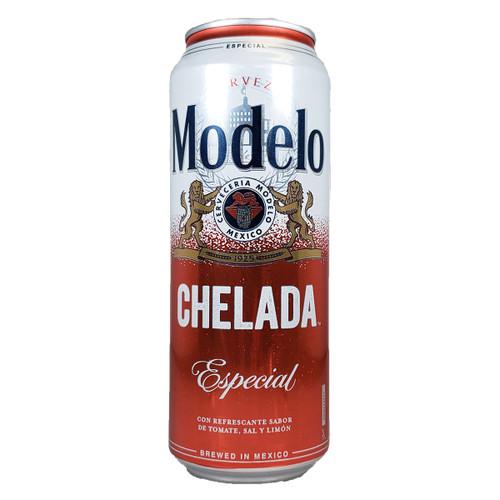 Modelo Chelada Especial 25OZ Can