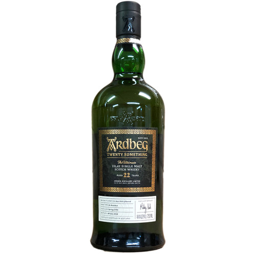 Ardbeg Twenty Something 22 Year Islay Single Malt Scotch Whisky
