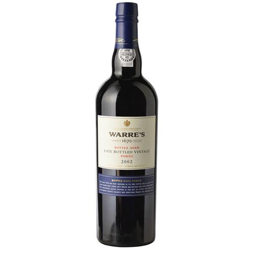 Warre's 2002 Late Bottled Vintage Porto