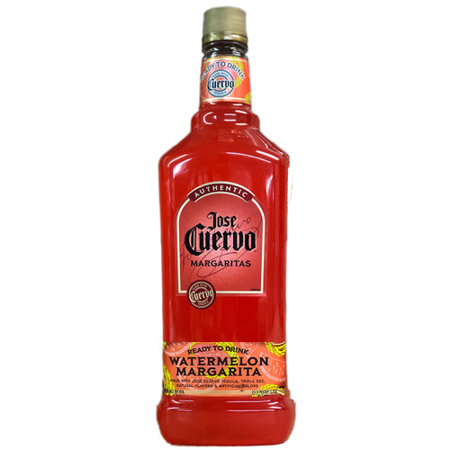 Jose Cuervo Watermelon Margarita Ready To Drink