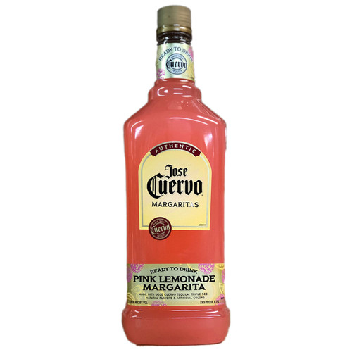Jose Cuervo Pink Lemonade Margarita Ready-To-Drink 1.75L