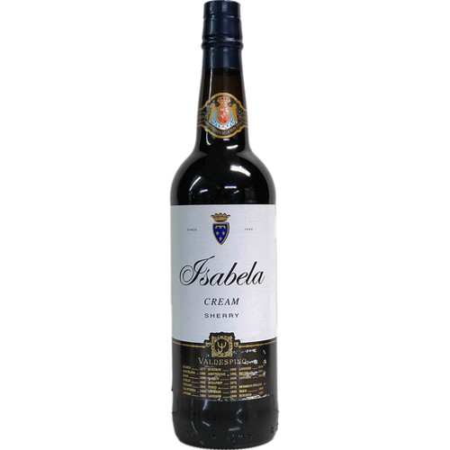 Valdespino Isabela Cream Sherry