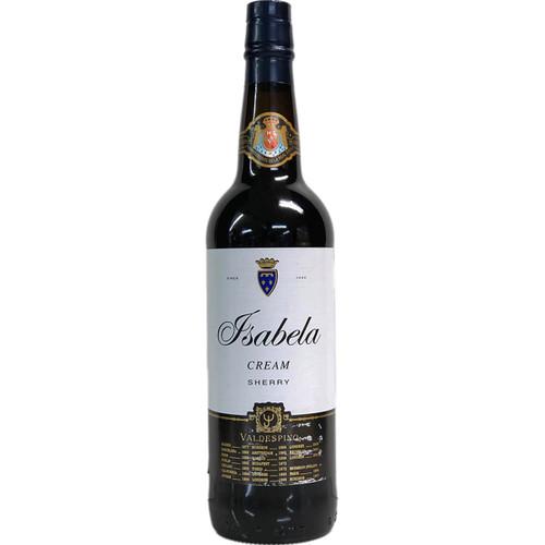 Valdespino Isabela Cream Sherry