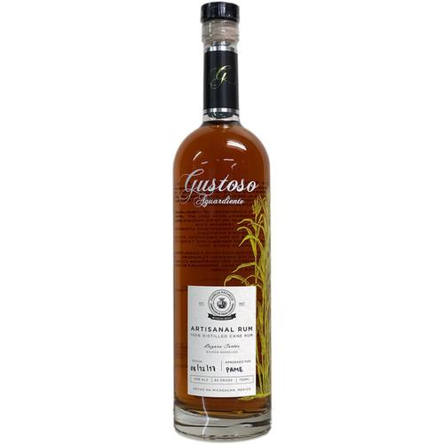 Gustoso Aguardiente Artisanal Rum