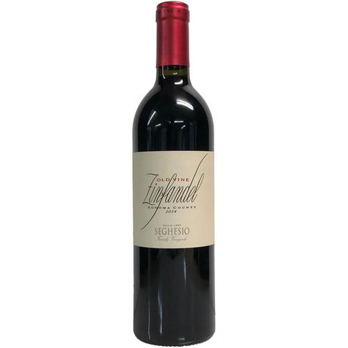 Seghesio 2014 Old Vine Zinfandel