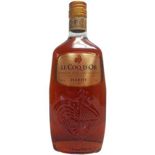 Hardy Le Coq D'Or Pineau Des Charentes Rose Aperitif