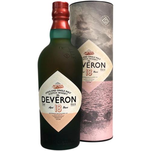 The Deveron 18 Year Highland Single Malt Scotch Whisky