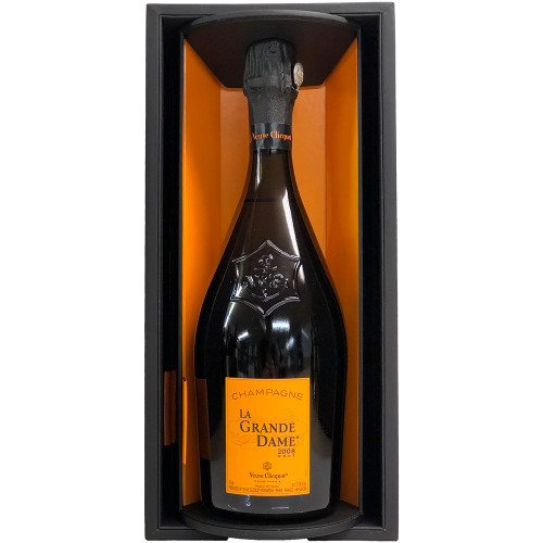 Veuve Clicquot 2008 La Grande Dame Limited Edition w/ Gift Box