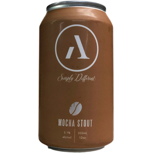 Abnormal Mocha Stout Can