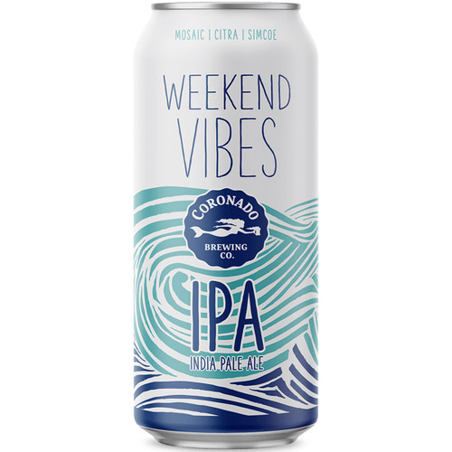 Coronado Weekend Vibes IPA Can