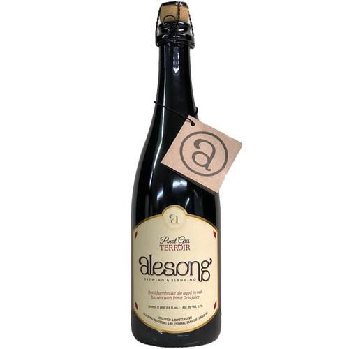 Alesong Terroir Pinot Gris Brett Farmhouse Ale