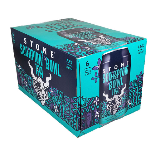Stone Scorpion Bowl IPA 6-Pack Can