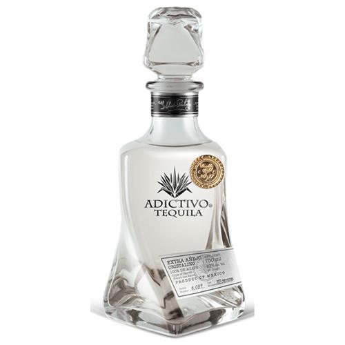 Adictivo Cristalino Extra Anejo Tequila