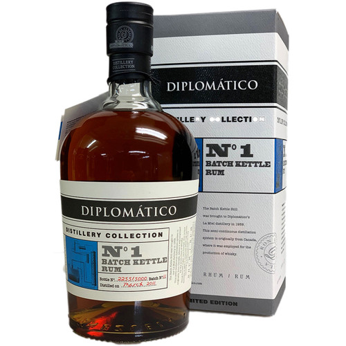 Diplomatico Distillery Collection No 1 Kettle Batch Rum