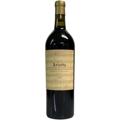 Arietta 2016 Cabernet Sauvignon